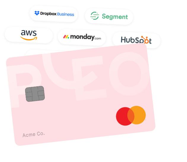 MaxCap Partner Pleo credit card