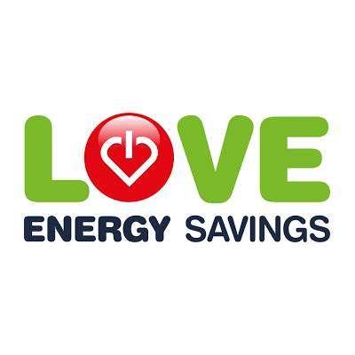 Love Energy Logo MaxCap flexible funding options
