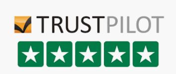 MaxCap Trustpilot trust badge